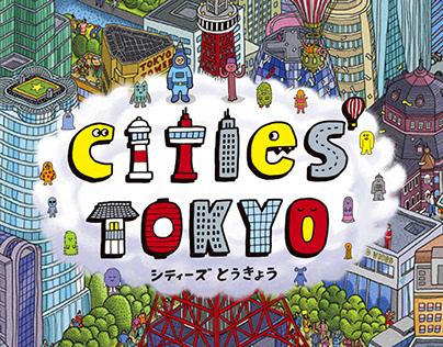 CITIES TOKYO シティーズとうきょう