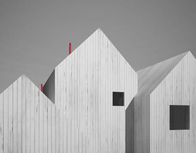 SINGLE FAMILY HOUSE + SAWMILL / BORÓWKI