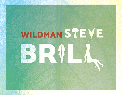 Wildman Steve Brill - Brand & Web Design