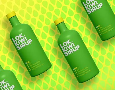 Lok. Packaging design