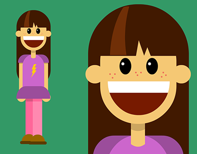 Character Design Using Basic Shapes