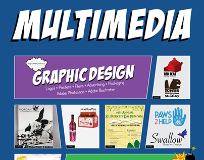 Multimedia Banner Redesign