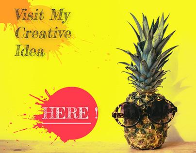 Creative Design, Web, Template