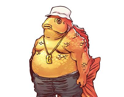 Fishman series #2