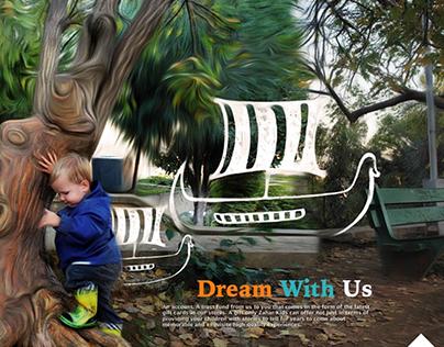 Zahar Kids - Dream with Us