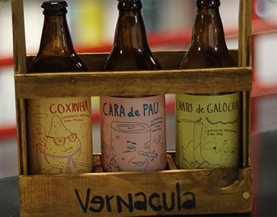 Cerveja Vernacula | Projeto Acadêmico