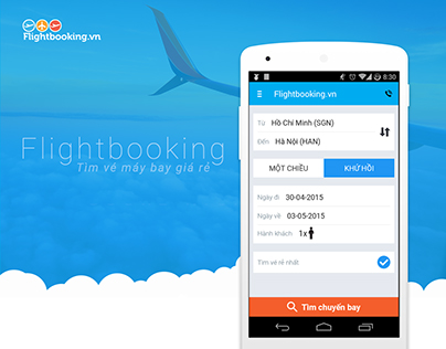 Flightbooking - Find cheap airfare