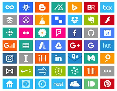 NV icons kit