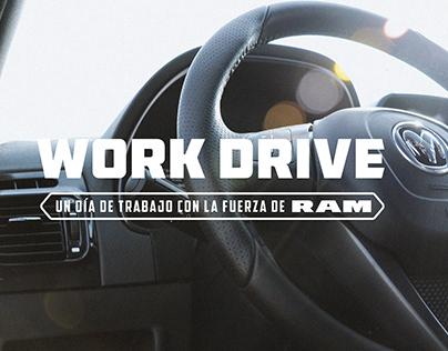 RAM - WORK DRIVE