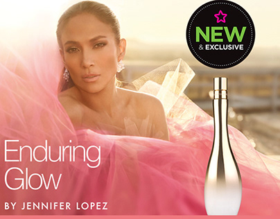Superdrug Email Marketing - Jennifer Lopez Glow