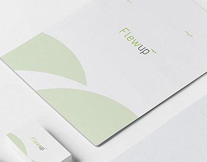 Flewup Creative Agency Branding