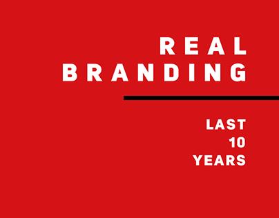 Real Branding ...