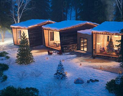 Conceptual exterior design