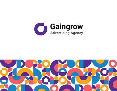 Gaingrow advertising agency - Branding