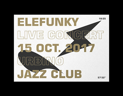 FORMS @ Urbino Jazz Club