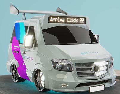 Arriva Click Van