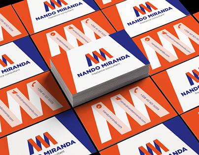 Nando Miranda Branding