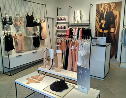 WOLDFORD Wisual Merchandising
