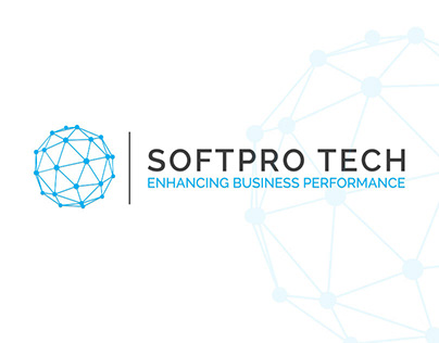 SOFTPRO TECH (Logo Design)
