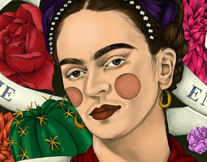 Frida- International Womens day