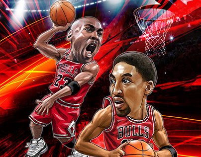 Great Bulls Duo