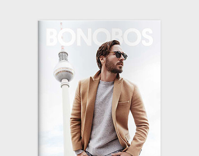 Bonobos Fall '15 Catalog
