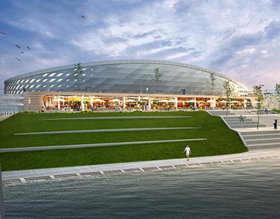 3D // center indoor sports | Pardubice