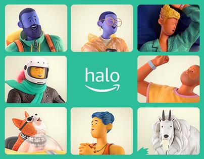 Amazon Halo