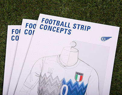 Football Strip Concepts Vol 4