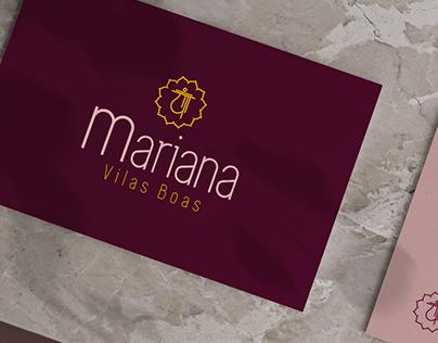 Mariana Vilas Boas - Identidade Visual (Id Class)
