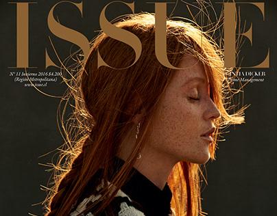 ISSUE - CHILEM- Cintia Dicker