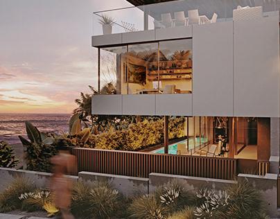 Hermosa Beach Villa