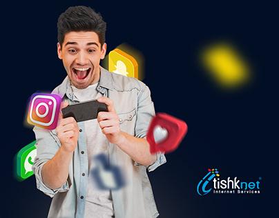 Tishknet | Social Media Designs