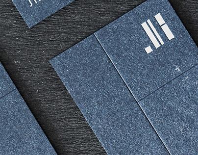 JH buisness card|名片設計