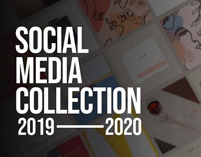 Social Media Collection 2019-2020