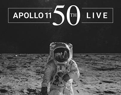 Apollo 50th Live