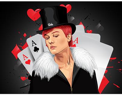 Sad Magician