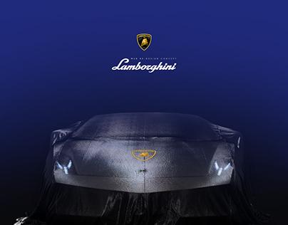 Lamborghini - Web Re-Design Concept