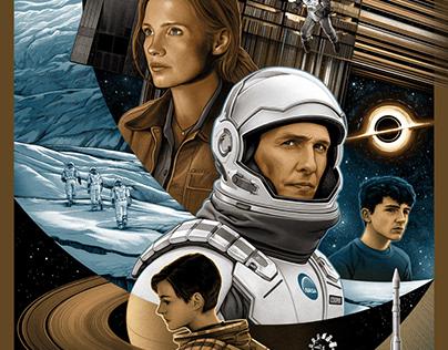Interstellar - Movie Poster Tribute