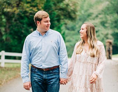 Caroline & Evan Engagement