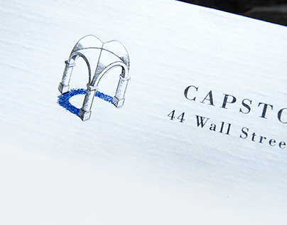 Logo & Branding for Capstone Investment Group