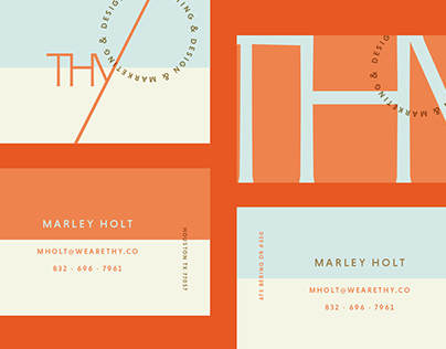 THY Business Cards