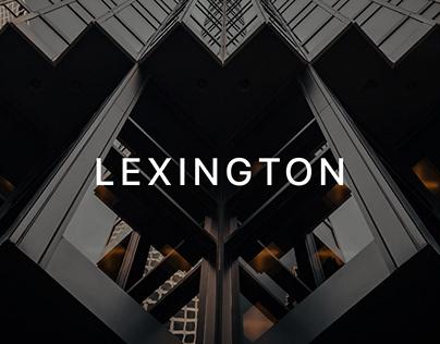 Lexington — Luxury apartments website