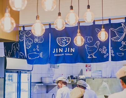 JinJin Donburi Teppan