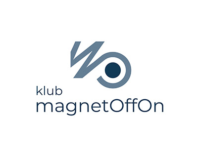 logo klubu magnetOffOn (projekt niekomercyjny)