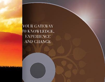 Vidyanaam Music CD Design