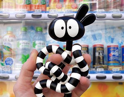 Michi vending creature