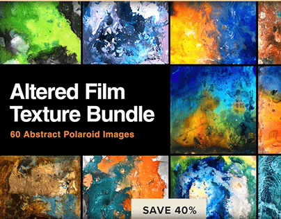 Abstract textures - Design resources pack - Library