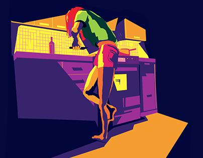 AnimVR Illustration