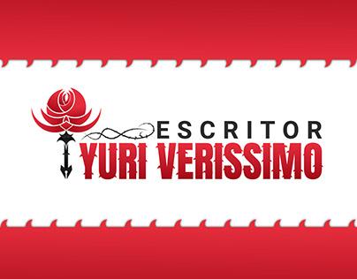 LOGO   Escritor Yuri Verissimo